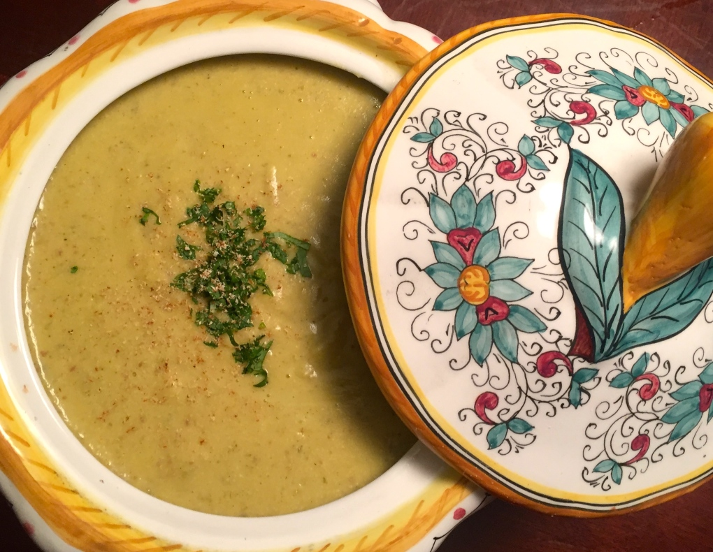 Healthy Thanksgiving Soup